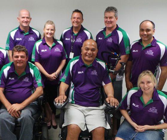 Spinal Home Help team Brisbane