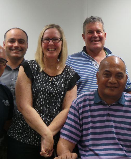 Spinal Home Help Board Members Brisbane